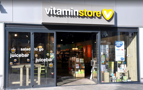 Vitamin store werkt met L1NDA