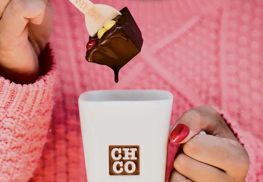 Chocolate Company blij met L1NDA