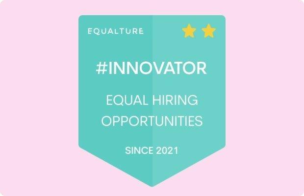 Over ons - Innovator - Equalture